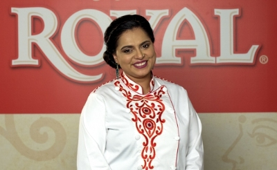 Chef Maneet Chauhan: Royal® Basmati Rice Brand Ambassador