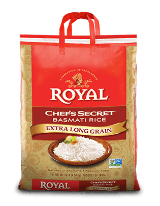 Royal Chef's Secret Basmati Rice