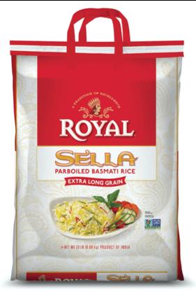 Royal Sella Basmati Rice