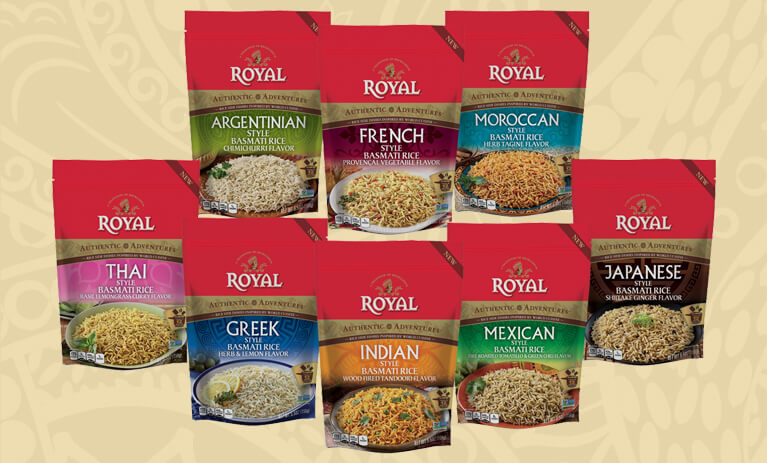Introducing Royal Authentic Adventures at the Summer Fancy Food Show