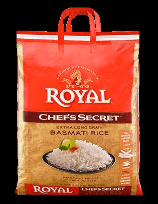 Royal Chef's Secret Basmati Rice