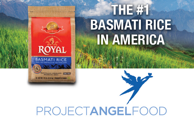 Royal & Project Angel Food