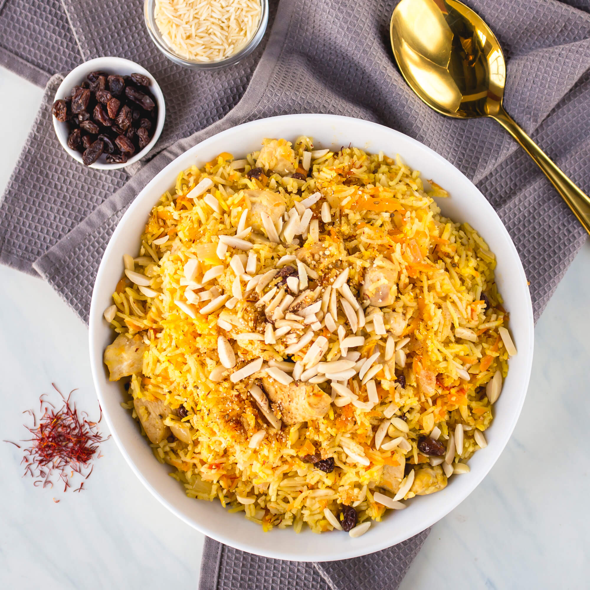 Al Kabsa With Royal Basmati Rice Authentic Royal