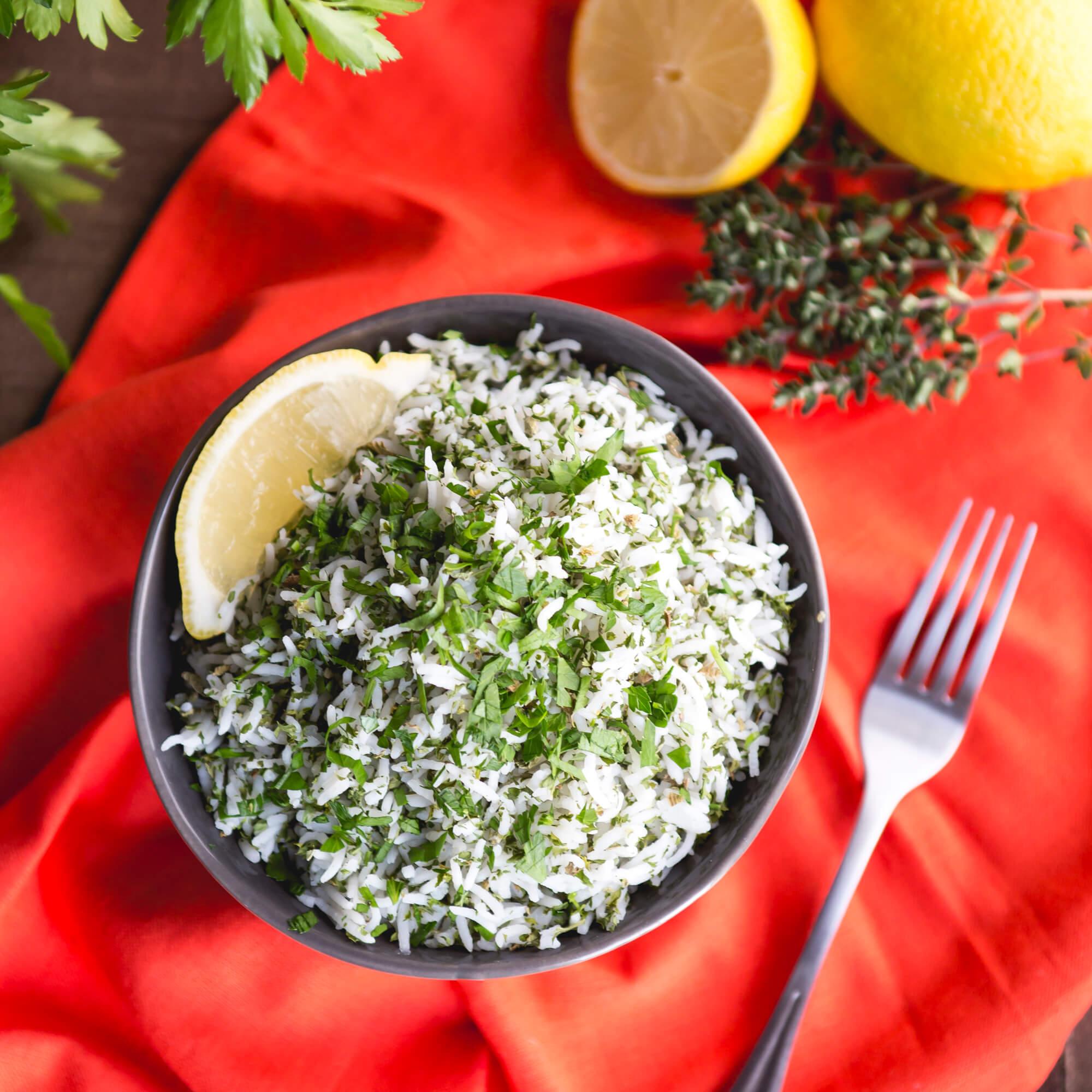 Herbed Royal Basmati Rice