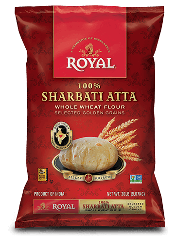Royal Sharbati Atta