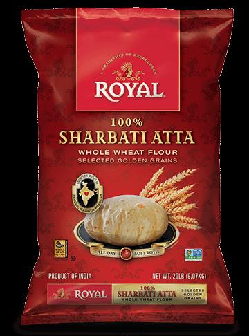 Royal Sharbati Atta