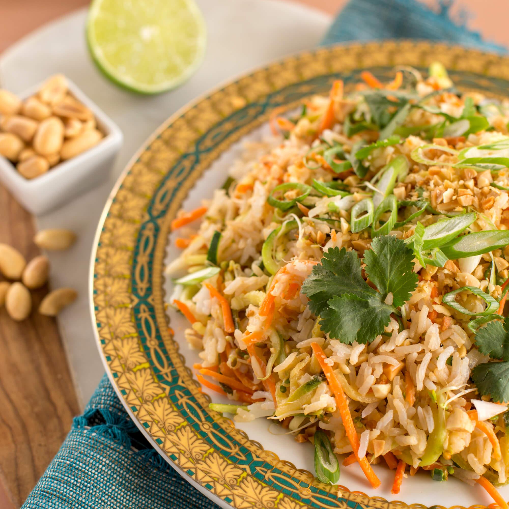 Royal Jasmine Rice Pad Thai