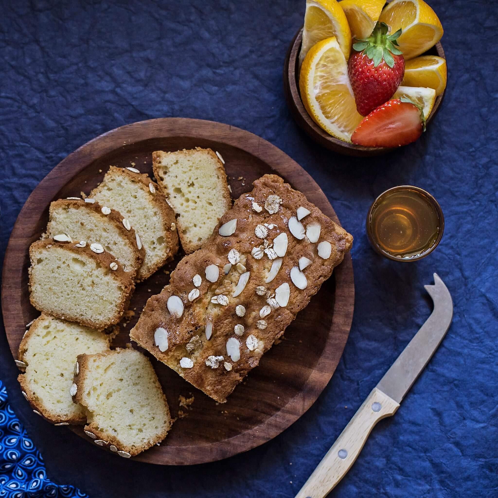 Eggless Whole Wheat Cake – Made with Royal® Sharbati Atta