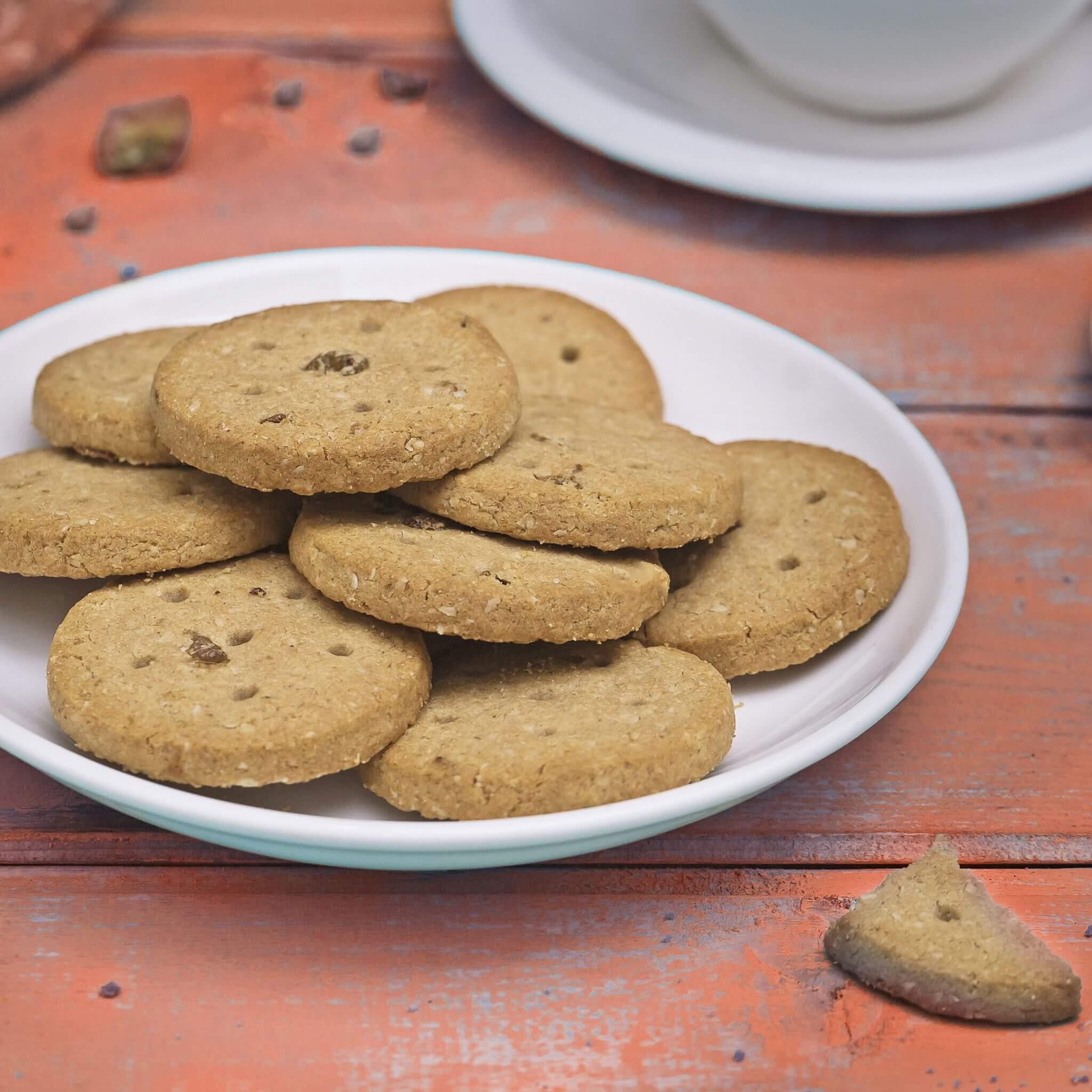 Jaggery Cookies – Made with Royal® Sharbati Atta