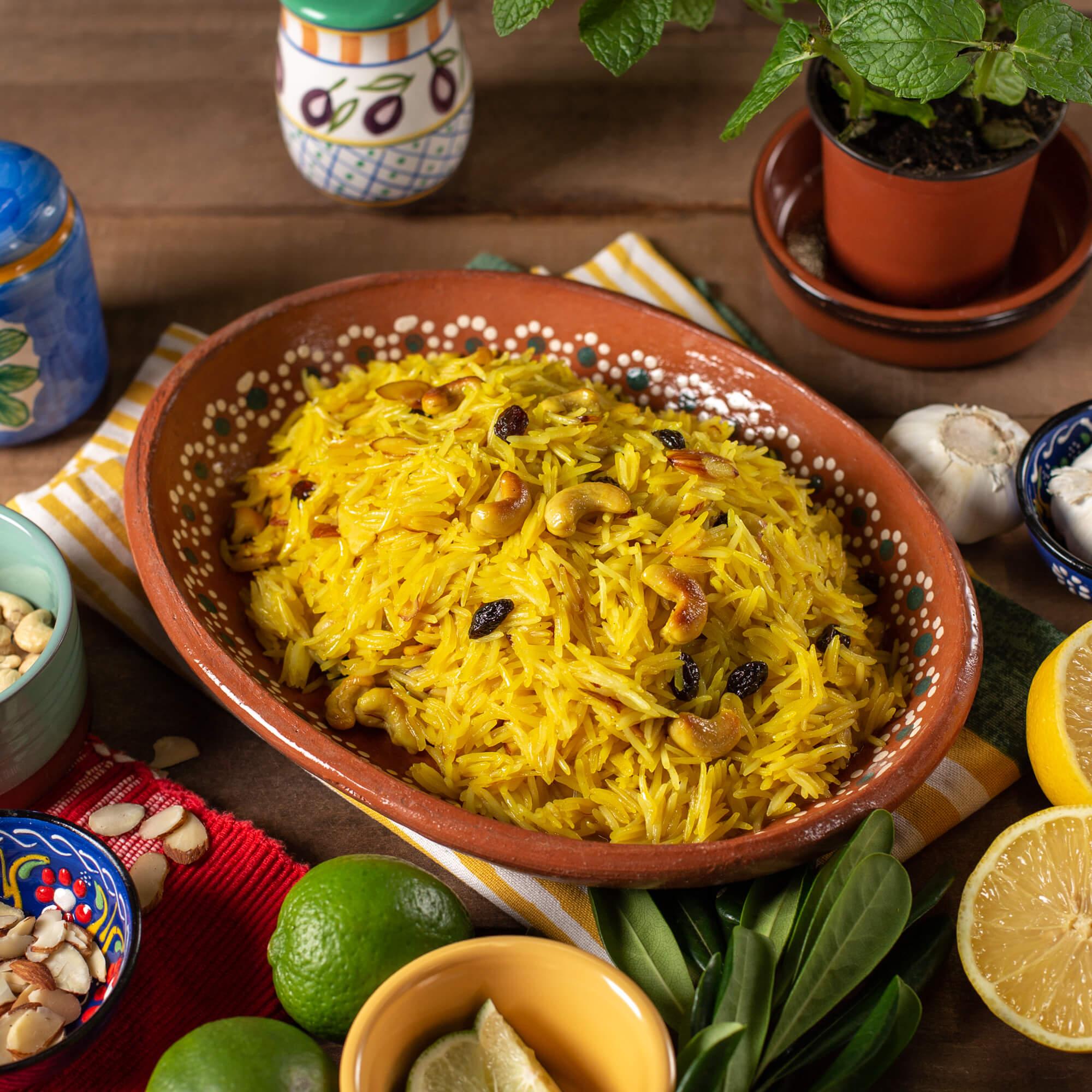 Zarda Rice